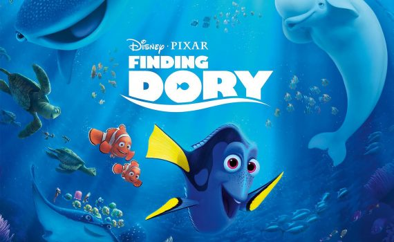 "Affiche du film ""Finding Dory"""