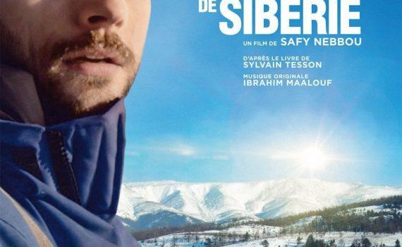"""Affiche du film """"Dans les forêts de Sibérie"""""""