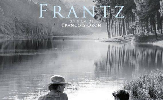 "Affiche du film ""Frantz"""