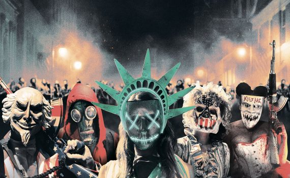 "Affiche du film ""American Nightmare 3: Élections"""