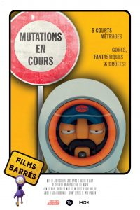 """Affiche du film """"Mutations en cours"""""""