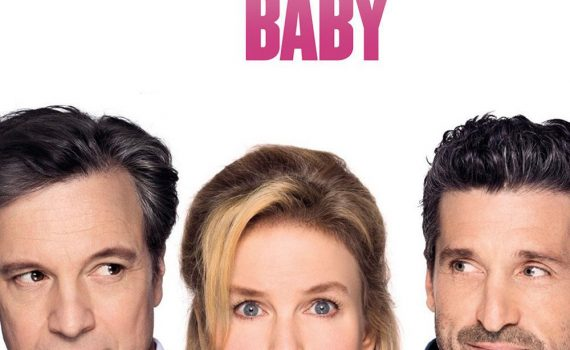 "Affiche du film ""Bridget Jones's Baby"""