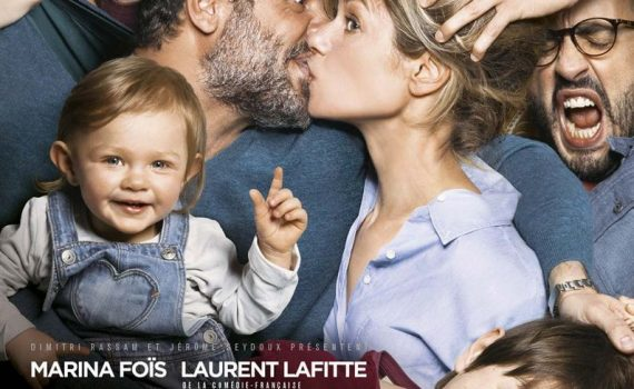 "Affiche du film ""Papa ou maman 2"""