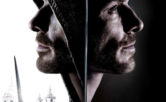 "Affiche du film ""Assassin's Creed"""