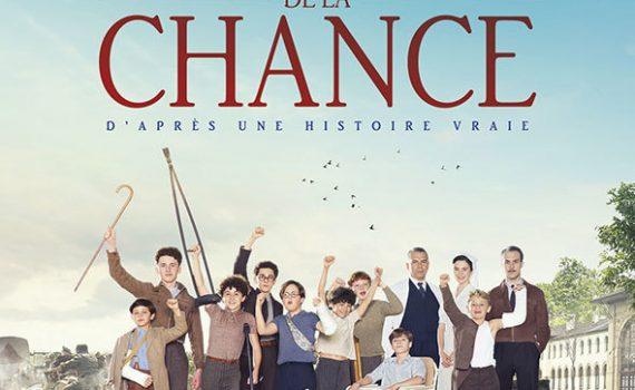 """Affiche du film """"Les enfants de la chance"""""""