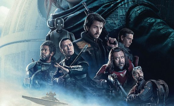 "Affiche du film ""Rogue One : A Star Wars Story"""