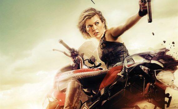 """Affiche du film """"Resident Evil : Chapitre Final"""""""