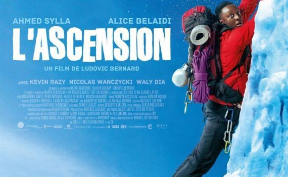 "Affiche du film ""L'ascension"""