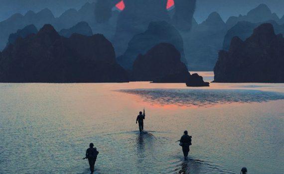 "Affiche du film ""Kong : Skull Island"""