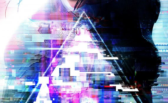 "Affiche du film ""Ghost in the Shell"""