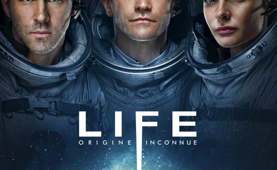 """Affiche du film """"Life - Origine Inconnue"""""""