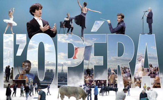 "Affiche du film ""L'Opéra"""