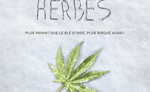 """Affiche du film """"Les mauvaises herbes"""""""