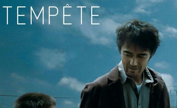 """Affiche du film """"Après la tempête"""""""