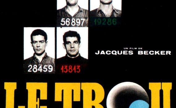 """Affiche du film """"Le Trou"""""""