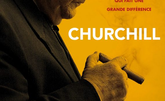 "Affiche du film ""Churchill"""