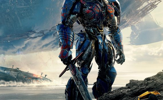 "Affiche du film ""Transformers: The Last Knight"""