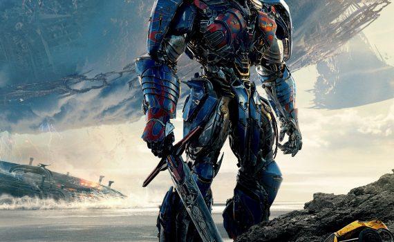 "Affiche du film ""Transformers: The Last Knight"""