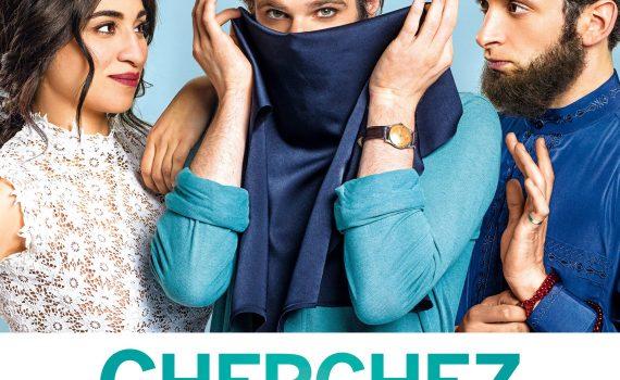 """Affiche du film """"Cherchez la femme"""""""