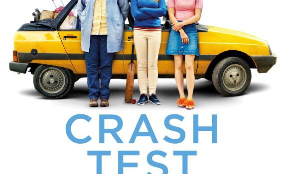 "Affiche du film ""Crash Test Aglaé"""