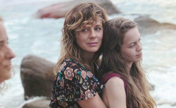 """Affiche du film """"Les Filles d'Avril"""""""