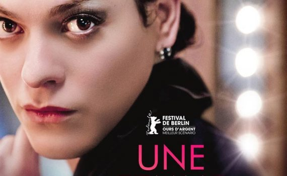 """Affiche du film """"Une Femme Fantastique"""""""