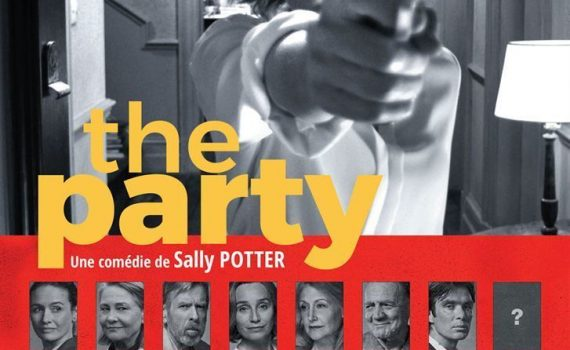 "Affiche du film ""The Party"""