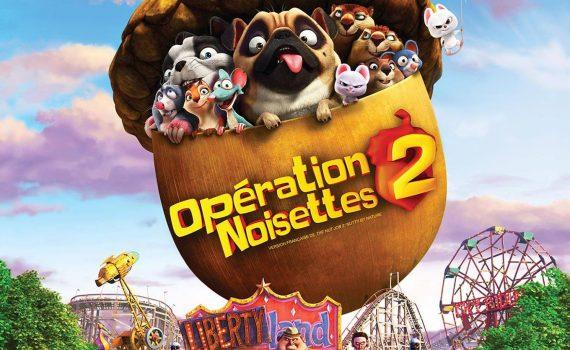 """Affiche du film """"Opération casse-noisette 2"""""""
