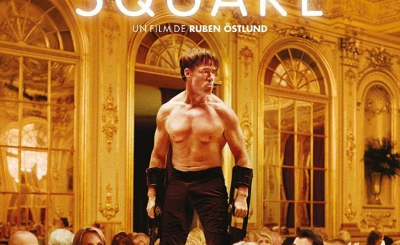 "Affiche du film ""The Square"""