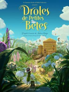"""Affiche du film """"Drôles de petites bêtes"""""""
