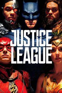 """Affiche du film """"Justice League"""""""