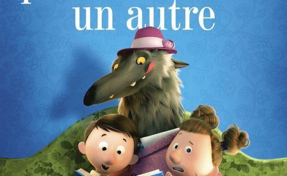 """Affiche du film """"Un Conte peut en cacher un autre"""""""