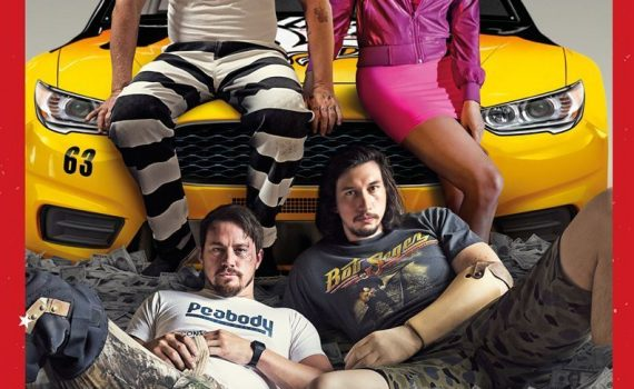 "Affiche du film ""Logan Lucky"""