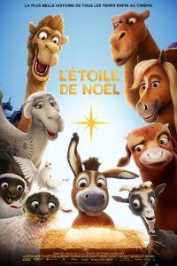 """Affiche du film """"L'Étoile de Noël"""""""