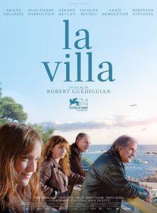 """Affiche du film """"La Villa"""""""