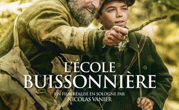 """Affiche du film """"L'Ecole Buissonnière"""""""