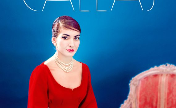 "Affiche du film ""Maria by Callas"""