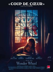 "Affiche du film ""Wonder Wheel"""