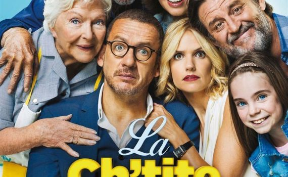 """Affiche du film """"La ch'tite famille"""""""