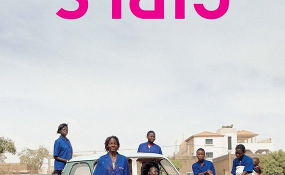 "Affiche du film ""Ouaga Girls"""