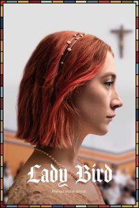 """Affiche du film """"Lady Bird"""""""