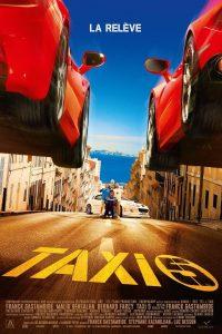 """Affiche du film """"Taxi 5"""""""
