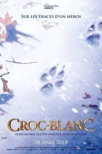 "Affiche du film ""Croc-Blanc"""