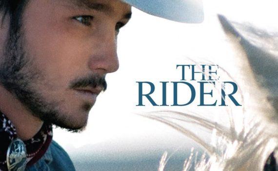 """Affiche du film """"The Rider"""""""