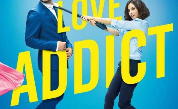 "Affiche du film ""Love Addict"""