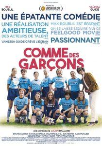 """Affiche du film """"Comme des garçons"""""""