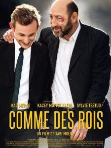 """Affiche du film """"Comme des rois"""""""