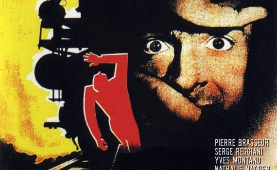 """Affiche du film """"Les portes de la nuit"""""""