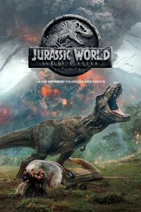 """Affiche du film """"Jurassic World : Fallen Kingdom"""""""
