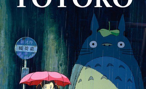 "Affiche du film ""Mon voisin Totoro"""
